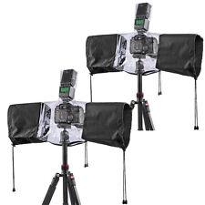 Universal Camera Rain Cover Rainproof Dust Protector for Canon EOS Rebel DSLR