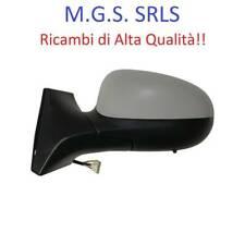 SPECCHIETTO RETROVISORE SX FIAT MUSA DAL 2009 MECCANICO VERN TOP QUALITY