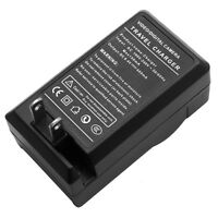 Wall/Car Battery Charger for Canon LP-E6 LP-E6N EOS 6D Mark II 5D Mark IV 2 80D