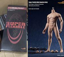 PHICEN PL2016-M33 1/6 Scale Super flexible Male Seamless Nude Figure Body suntan