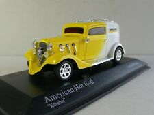 Ford Karcher - American Hot Rod - MINICHAMPS - 400 142262 - Yellow/White - 1:43