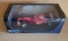 Ferrari F1 2000 1:18 Michael Schumacher Hot Wheels mit Marlboro Werbung in OVP!