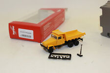 Herpa 307574  IFA G5 Muldenkipper  orange    H0  1:87  NEU in OVP