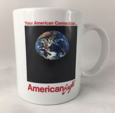 AMERICAN AIRLINES COFFEE MUG Heat Changing American Eagle