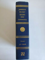 A Commentary on the Old and New Testaments Volume 2 Jamieson Fausset Brown 1997