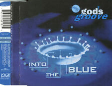 God's Groove ‎Maxi CD Into The Blue - Germany (EX+/G)