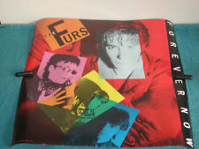 1982 Vintage The Psychedelic Furs Forever Now Promo Poster Post Punk Unused!