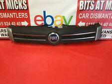 FIAT PANDA FRONT GRILL WITH BLUE FIAT BADGE 5 DOOR HATCHBACK 2003-2010