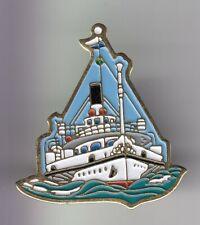 RARE PINS PIN'S .. BATEAU BOAT MARINE SHIP NAVIRE VIER WALDSATTERSEE SUISSE ~D5