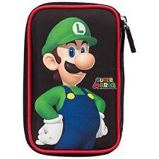 Nintendo new 3DS XL / 3DS XL Mario Bros Tasche 3DSXL515 schwarz Luigi NEU