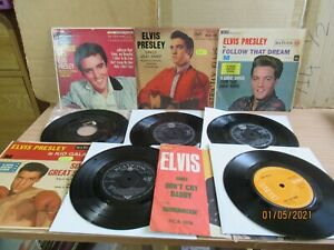 Elvis Presley - The Picture Sleeve EP Singles Mix #2