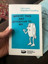 BENDIX I Am Your Impulse Coupling Nobody Pays Any Attention To Me 1973 Vintage