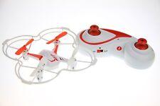 RC Quadrocopter Drohne FX4V Voice-Control-Sprachsteuerung mit Headset 2.4GHz
