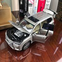 Kyosho 1:18 Diecast Lexus LX570 LX 570 SUV open & close car model Sonic Quarts