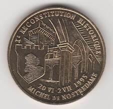 A 1995 ECU / EURO TEMPORAIRE OU DES VILLES - 13 SALON DE PROVENCE / 1 ECU