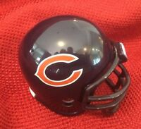 Riddell Pocket Pro football helmet lot of 3 Chicago Bears Super Bowl XX 20