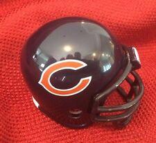 Riddell Pocket Pro football helmet lot of 3 Chicago Bears Super Bowl XX 20