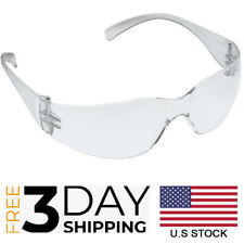 Protective Safety Glasses Protector Uv Clear Lens Safe Eye Cheap Indoor Outdoor