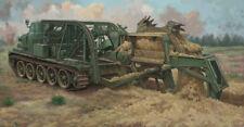 EXCAVATEUR SOVIETIQUE A GRANDE VITESSE BTM-3 - KIT TRUMPETER 1/35 n° 09502