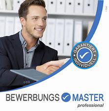 BEWERBUNGSMASTER professional 2018 (Vollversion) / ESD-Download vom Hersteller
