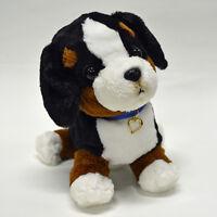 Bernese Mountain Dog Soft Plush Red (Medium) cute & realistic