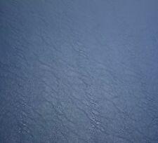 Jf Fabrics Simplicity 68J7531 Teal Blue Vinyl Upholstery Fabric 2.6 Yards