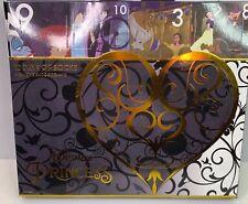 Disney Princess Womens 12 Days Of Socks Shoe Size 4-10 Christmas Advent Calendar