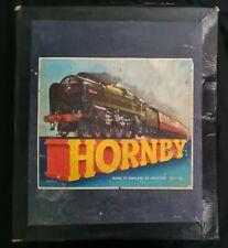 More details for hornby o gauge train set.