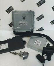 2010 BMW 3 SERIES E90 E91 320d N47D20 ENGINE CONTROL ECU 0281017446  8512291