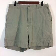 Columbia Shorts Men Size 34 Gray Chino