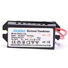 20W AC 220V to 12V  LED Power Supply Driver Electronic Transformer C^