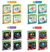 Leapfrog LeapStart & LeapStart 3D Books Level 1 to 4 (age 2 - 7 years) BRAND NEW
