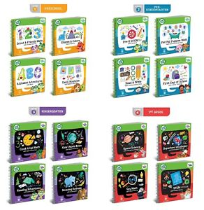 Leapfrog LeapStart Books - Complete Library Level 1 to 4 (age 2-7 years)