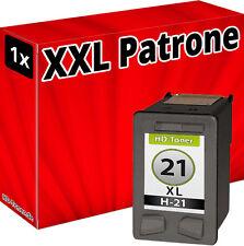 DRUCKER PATRONE für HP 21 XL DESKJET F370 F 375 F380 F2180 F2224 F2280 F4180