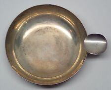Georg Jensen Denmark Vintage Sterling Silver Ashtray