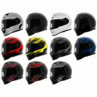 2020 Speed & Strength SS900 Full Face Motorcycle Helmet - Pick Size/Color