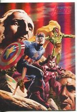 The Complete Avengers Earths Mightiest Heroes Chase Card MH9