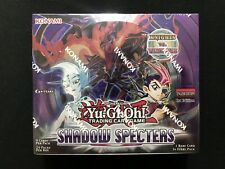 Yugioh! Shadow Specters 1st Edition Booster Box - Factory Sealed