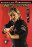 RS-0091  Larry Tatum Kenpo Karate 2 DVD Set