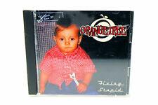 ORANGETREE - FIXING STUPID 606952002521 USA CD B#2370
