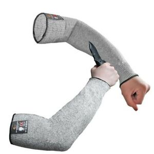 Anti Cut Resistant Sleeve Arm Protection Safety Gloves cut proof working gloves