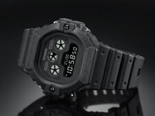 DW-5900BB-1D G-shock Black Watches Resin Digital