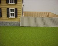 O Scale **Laser Cut** Custom Fence 88 Scale Feet