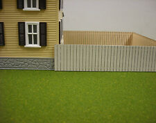 O Scale **Laser Cut** Custom Fence 88 Scale Feet