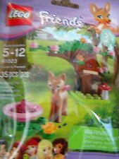 Lego Friends Fawn's Forest 41023 Deer  toad stool flowers tree New in package
