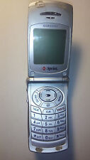 Samsung SPH-A460 - Grey (Sprint) Cellular Phone As Is NOT WORKING