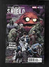 SHIELD S.H.I.E.L.D. 9 2015 Arthur Adams Howling Commandos variant vf-nm