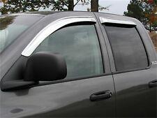 Door Window Deflector-Crew Cab Pickup STAMPEDE 6222-8