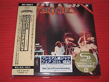 ANGEL  Live Without A Net  JAPAN MINI LP 2 SHM CD