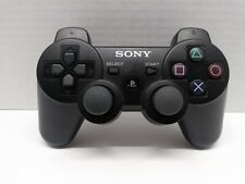 UNTESTED Sony PS3 Dualshock 3 Sixaxis Wireless Controller